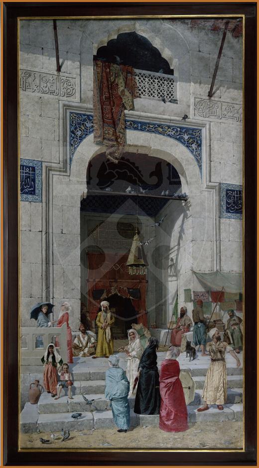 At The Mosque Door